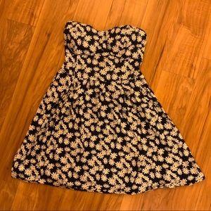 Rue21 Daisy Strapless Dress